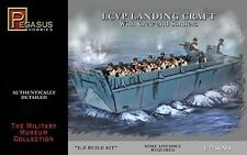 Pegasus Model kit - LCVP Landing Craft Hovercraft - 1:72 - PG7650 - New
