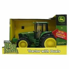 John Deere 7430 Tractor With Lights and Sounds - on