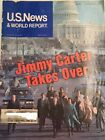US News World Report Cover Jimmy Carter Takes Over 1977
