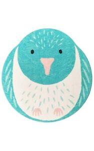 New Zealand Cuties Native Bird Kereru  Rug