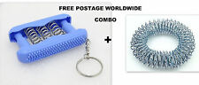 Acupressure HAND Massager POCKET KEYRING / RING Tool KIT HANDS & FOOT/FINGERS