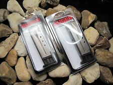 2 Pack Ruger P89 P93 P94 P95 10 Round Magazine 9mm Mag Magazines Stainless