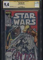 Star Wars #79 CGC 9.4 SS Tom Palmer 1984 MARVEL COMICS