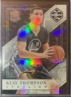 2015-16 Panini Limited #27 Klay Thompson Silver Spotlight 04/49