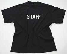 NUEVO All Star Converse Camiseta de hombre PROMOCIÓN Hanes Chucks Black Staff