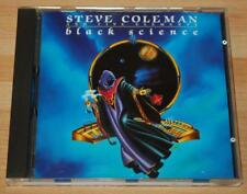 Steve Coleman And Five Elements - Black Science - 1991 Novus/RCA CD PD83119