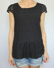 Lace Short Sleeve Floral Tops & Shirts for Women NEXT
