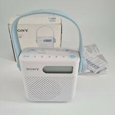 Sony ICF S80 FM Duschradio, Lautsprecher