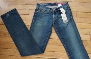 TOMMY HILFIGER  Jeans Femme W 25 - L 34 Taille Fr 34 Neuf Nina Straight Réf A152