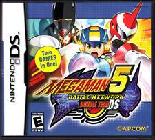 Mega Man Battle Network 5 Double Team NDS New Nintendo DS, Nintendo DS