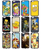 Simpsons Funny Homer For iPhone iPod Samsung LG Motorola SONY HTC HUAWEI Case