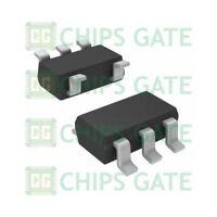 6PCS TPS79330DBVRG4 IC REG LDO 3V 0.2A SOT23-5 TI