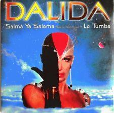 """DALIDA - CD SINGLE """"SALMA YA SALAMA / LA TUMBA"""""""