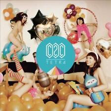 C2C - TETRA NEW CD