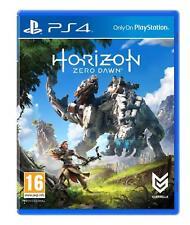 PS4 Spiel Horizon Zero Dawn NEUWARE