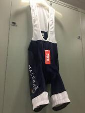 LOOK Pro Team Paris-Modena Men's Cycling Bibshorts (Blue-white)