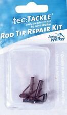 Jarvis Walker Fishing Rod Tip Repair Kit - 3 Black Replacement Tips