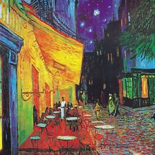 2000 Pieces Mini Jigsaw Puzzle - The Cafe At Night by Vincent Van Gogh