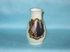 Swan China Vase - BENTHAM crest