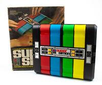Vintage Milton Bradley: Super Simon - Electronic Board Game, 1979 | WORKS