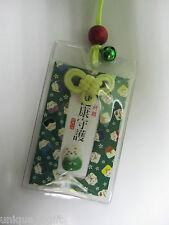 new Japan Maneki Neko LUCKY CAT Amulet key bag charm ((health & fortunes)Ca un35