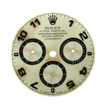 Rolex Daytona 116509 Quadrante, argento con numeri arabi
