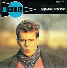 """AL CORLEY - square rooms - 45 giri 7"""""""