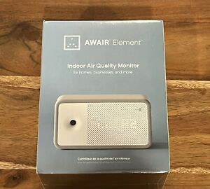 Awair Element Indoor Air Quality Monitor PlanetWatch Crypto Mining FAST SHIP NEW