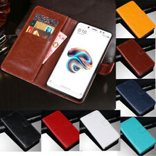 For Xiaomi Redmi Note 5 Pro 5A 4X 3Pro 2 Magnetic Leather Case Flip Wallet Cover