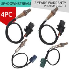 4PCS O2 Oxygen Sensors Upstream and Downstream For Nissan Altima 2006-05 3.5L V6