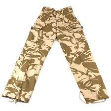 British Tropical Combat Trousers, Desert DPM Camouflage Pants, Size 85/80/96