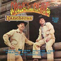 Rare Los Diablos Del Norte Rancheras y Corridos Norteño Tex Mex Tejano lp