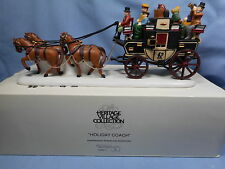 Dept 56 Holiday Coach Heritage Village Accessory