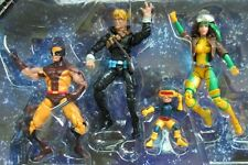 MARVEL UNIVERSE UNCANNY X-MEN SET ROGUE, LONGSHOT & WOLVERINE LOOSE 3 3/4 INCH