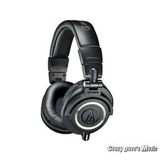 Audio-Technica ATH-M50X Professional Monitor Headphones Black