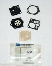 Genuine Walbro Diaphragm Gasket Kit Husqvarna 3120 Chainsaw & K1260 K1250 D12-WG