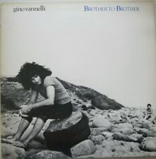 GINO VANNELLI - BROTHER TO BROTHER - LP