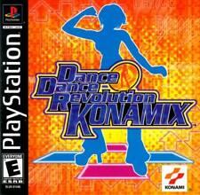 DDR: Dance Dance Revolution Konamix (Greatest Hits) PS New Playstation