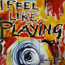 CD - Ron Ronnie Wood  – I Feel Like Playing