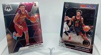 2019-20 Mosaic/NBA Hoops Base Darius Garland Rookie Cavaliers (2 Cards)