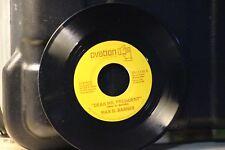 MAX D. BARNES..45 RPM RECORD..CB
