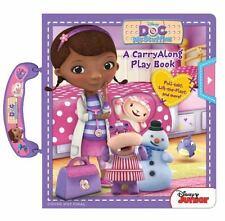 Disney Doc Mcstuffins CarryAlong Play Book by Disney Junior Staff (2014,...
