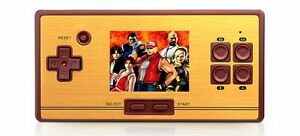Pocket Handheld Game Console With 472 Plus 128 Games
