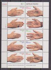 NVPH Nederland Netherlands V 1878-1887 blok sheet MNH PF 2000 Felicitatiezegels