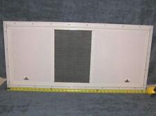 RV Camper Vented Cargo LPG LP Access Storage Hatch Cover Door lock 37.75 x 17.7