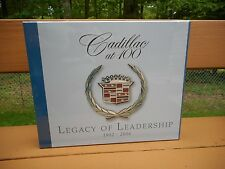 Cadillac At 100 : Legacy of Leadership Volume 1 & 2  (2008, Hardcover)