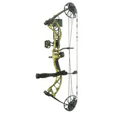 "@New@ Pse Uprising Youth Camo Compound Bow Package! Rh 14-30"" 15-70lb."