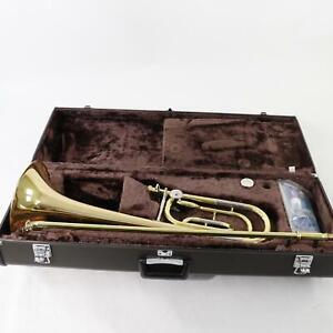 Yamaha Model YBL-421G Intermediate Bass Trombone MINT CONDITION