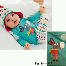 NEXT 100% Cotton Outfits & Sets (0-24 Months) for Girls