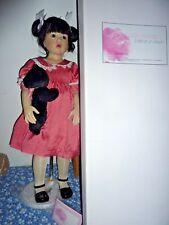 Hildegard Gunzel Tian Yu Resin doll 2017 Asian doll